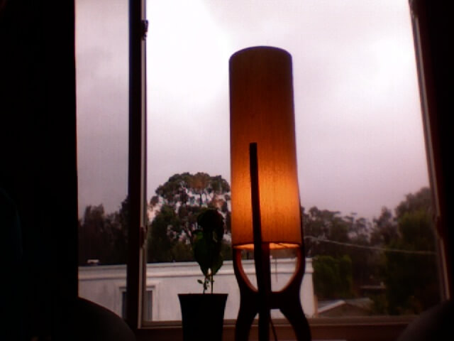 danish lamp