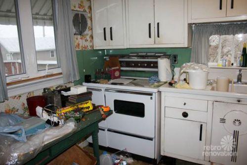vintage dupont kitchen