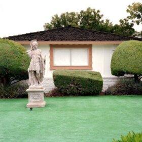julia baum photo of mid century house