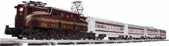 lionel-train