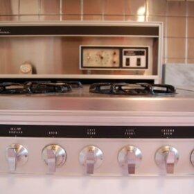 chambers stove top range
