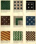 30 Patterns For Vinyl Floor Tiles From The 1950s Retro