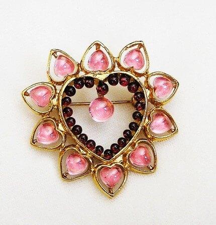 swoboda-garnet-heart-brooch