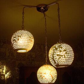 time capsule house lighting