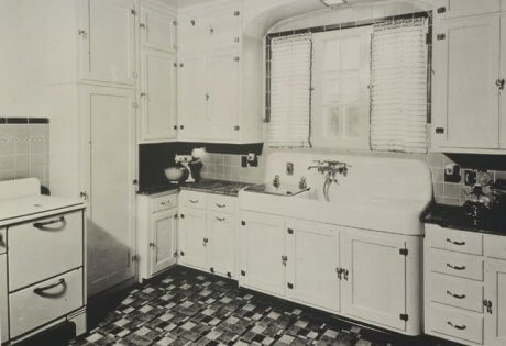 1930 kitchen design. This Looks Like A Bungalow Kitchen. 1930 Kitchen Design N