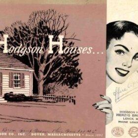 hodgson houses catalog cover