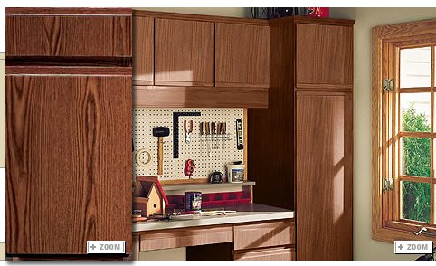 Kitchen Cabinets For A Late 60s To 70s Kitchen Retro