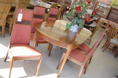 Restore habitat for humanity charlotte n c mom and i for 1970 dining room set
