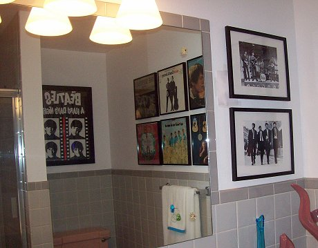 Jills 1962 Beatles Bathroom