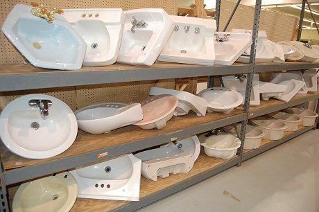 Bathroom Sinks Charlotte Nc habitat for humanity restore, charlotte, nc: part ii - retro