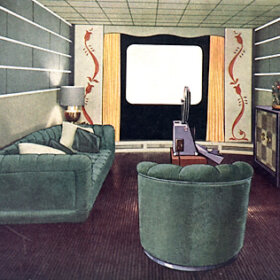 1940s home theater