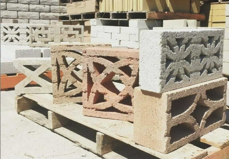 breeze blocks for sale in california
