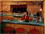 Help Sara add retro flair to her country kitchen