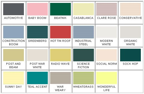 Newsflash California Paints Introduces The Most