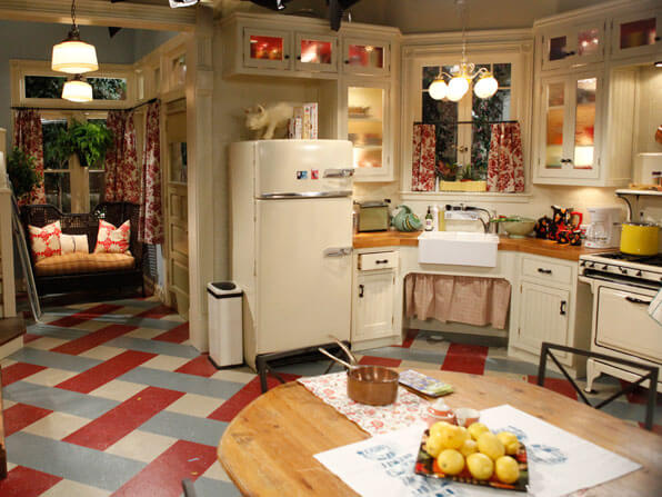 Hot in Cleveland: The Dishmaster kitchen faucet - Retro ...