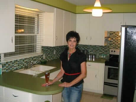 Out Of Curiosity Painted Or Stained Kitchen Cabi s besides Condo Galley Kitchen Remodel Fresh Small Galley Kitchen Design 8e54232049eb582d likewise Barn Wood From Farm To Your Home likewise Janices Retro Renovation Inspired Kitchen also How To Repair Wood Kitchen Cabi s. on updating old kitchen cabinet ideas