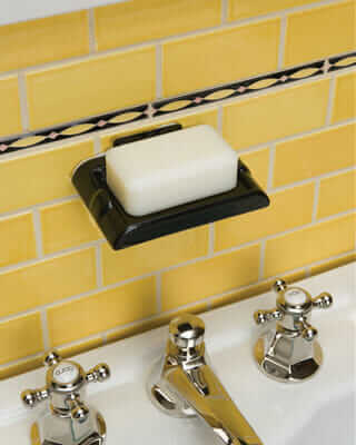 Bathroom Sink Yellow a retro style faucet for amber's single hole bathroom sink - retro