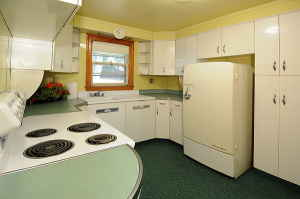 1950S Kitchen Cabinets Fascinating Steel Kitchens Archives  Retro Renovation Design Inspiration