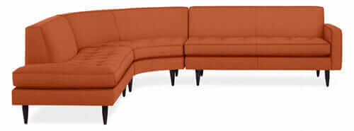 Midcentury Modern Sectional From Room And Board.