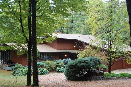 1988 contemporary house great barrington massachusetts