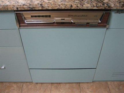 1960s kitchenaid dishwasher