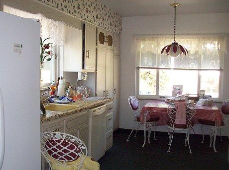1960s french provindial kitchen