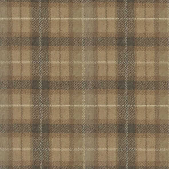 Plaid Rug: Natural Plaid Wool Carpet In Four Colors From Axminster