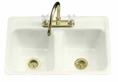 Kitchen Sinks With Metal Rims Where To Buy Them Retro