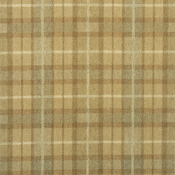 plaid carpet in wool by axminster