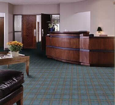 scottish plaid carpet