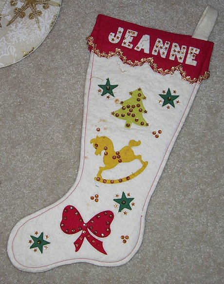 ornaments and decoration - Christmas Stocking Decorating Ideas