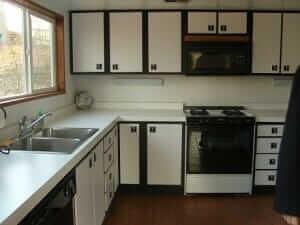 1976 kitchen
