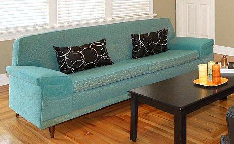 kroehler sofa couch