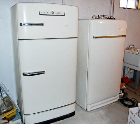 ImageSpace - 1970 Ge Refrigerator | gmispace.com on
