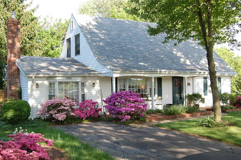cape cod house in bowie maryland