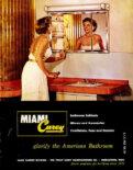 42 vintage medicine cabinets from Miami-Carey circa 1955