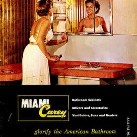 1950s medicine cabinets from miama carey