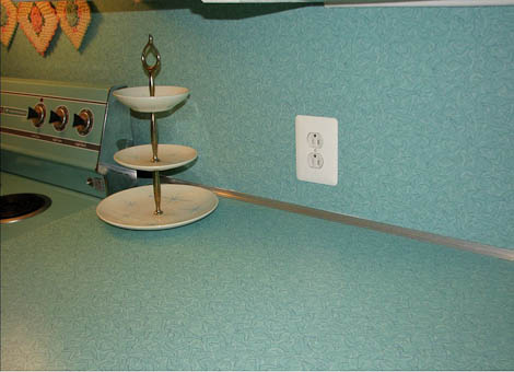 aluminum countertop cove edging