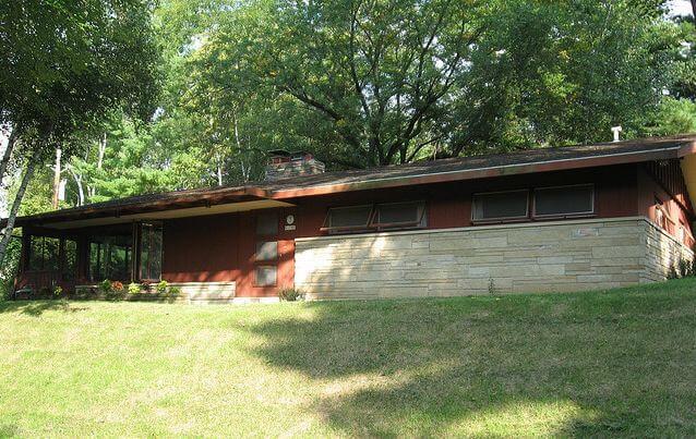 1957 modern ranch house