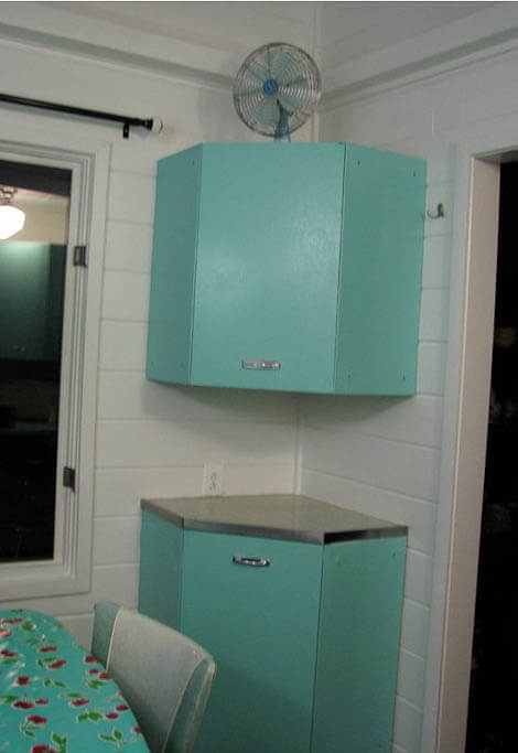 kitchen corner unit