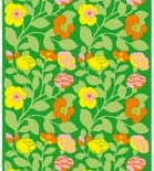 marimekko fabric from 1975 reissued