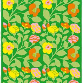 marimekko fabric from 1975 reissued