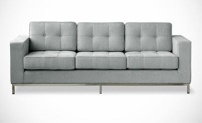 Modern Style Sofa 28 places to shop for an affordable midcentury modern style sofa