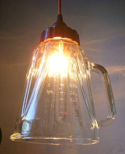 Fabulous Put A Bulb In It: 24 upcycled pendant lights made from thrifty  CR66