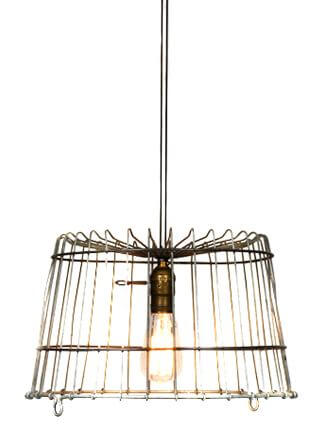 Put a bulb in it 24 upcycled pendant lights made from thrifty same idea aloadofball Choice Image