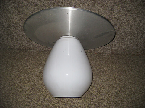 retro light fixture