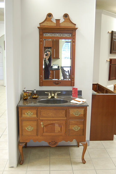 edwardian style bathroom vanity from mousers
