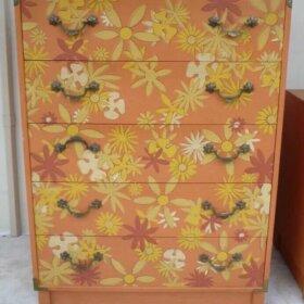 vintage drexel whimsy bedroom dresser
