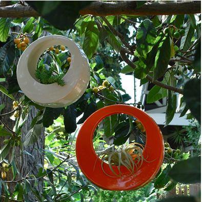 gainey ceramics circle pots
