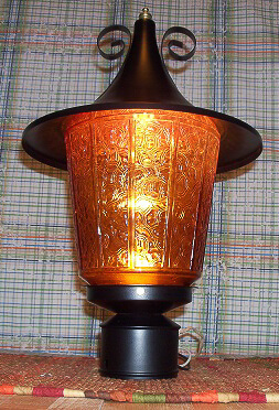 vintage exterior lighting
